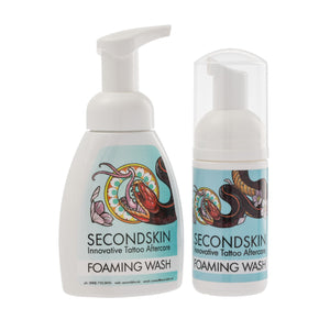 SecondSkin Foaming Soap