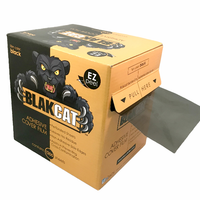 Blak Cat Barrier Film