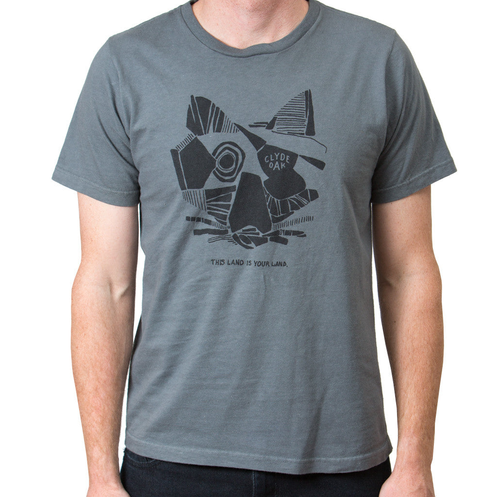 Fox Field Tee - Clyde Oak Brand - 2