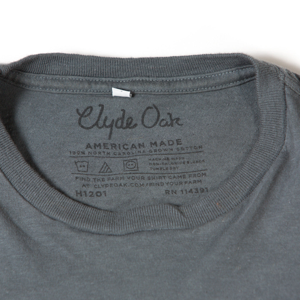 Fox Field Tee - Clyde Oak Brand - 3