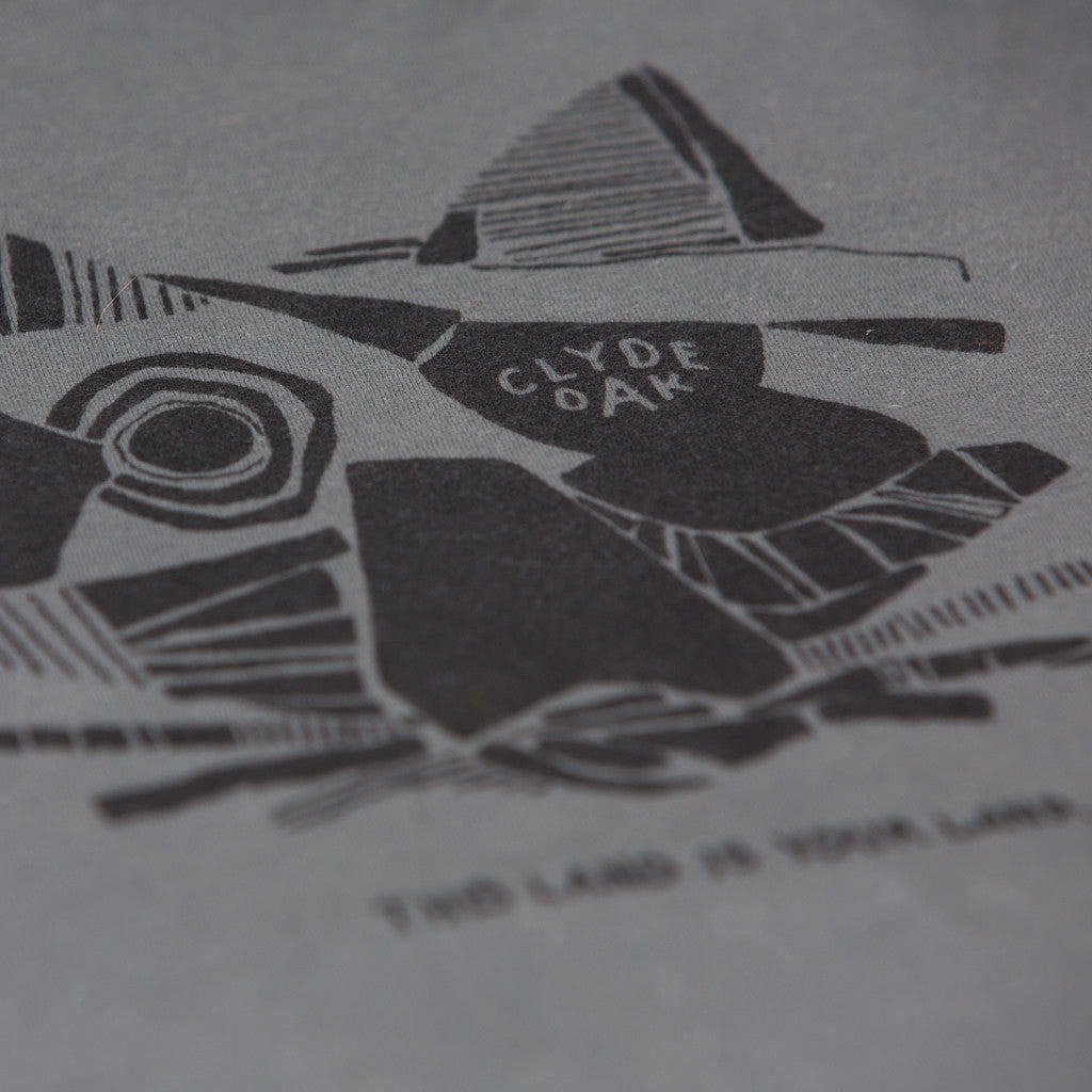 Fox Field Tee - Clyde Oak Brand - 4