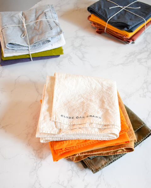 100% Cotton Washed Napkin