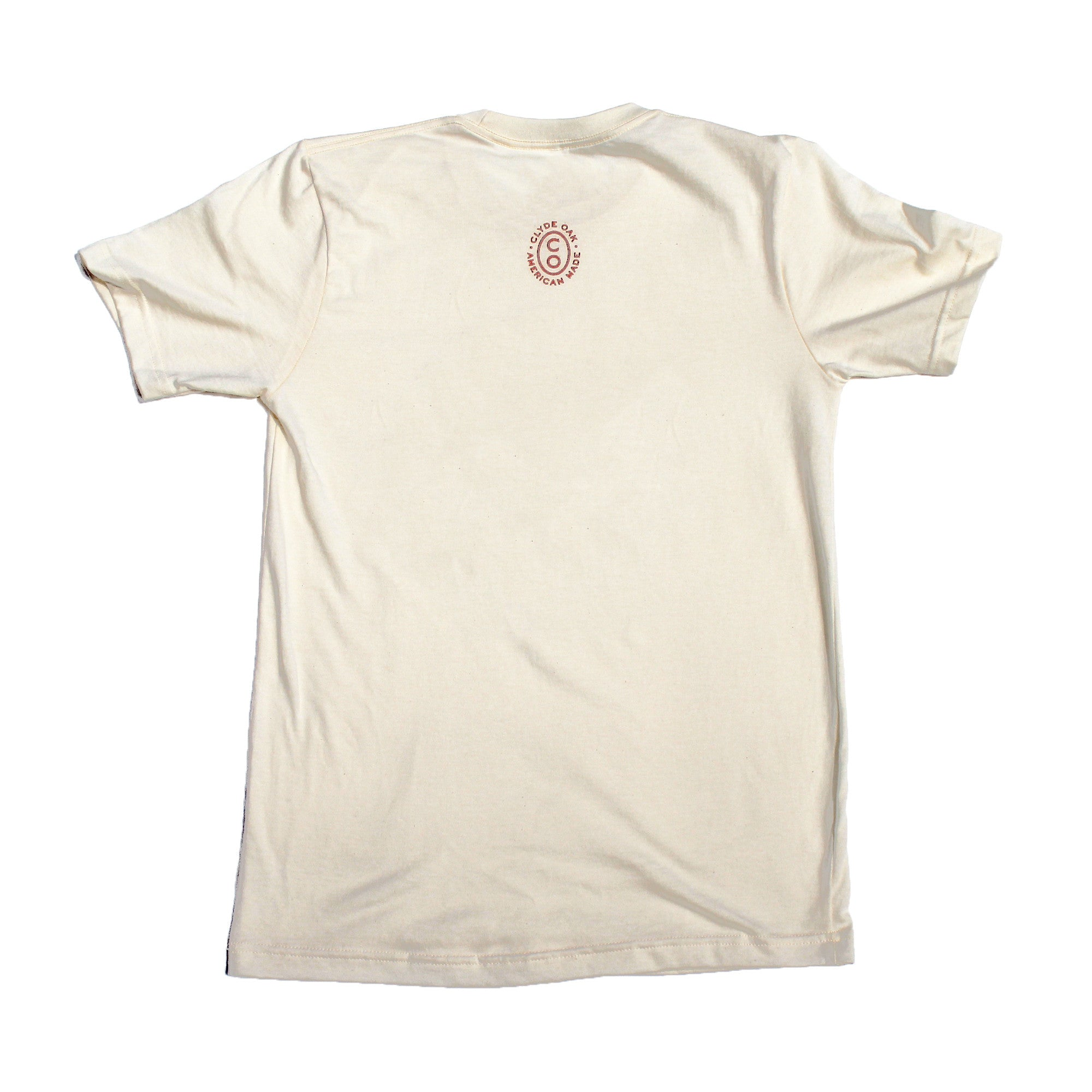 Bear Tee | Natural - Clyde Oak Brand - 2