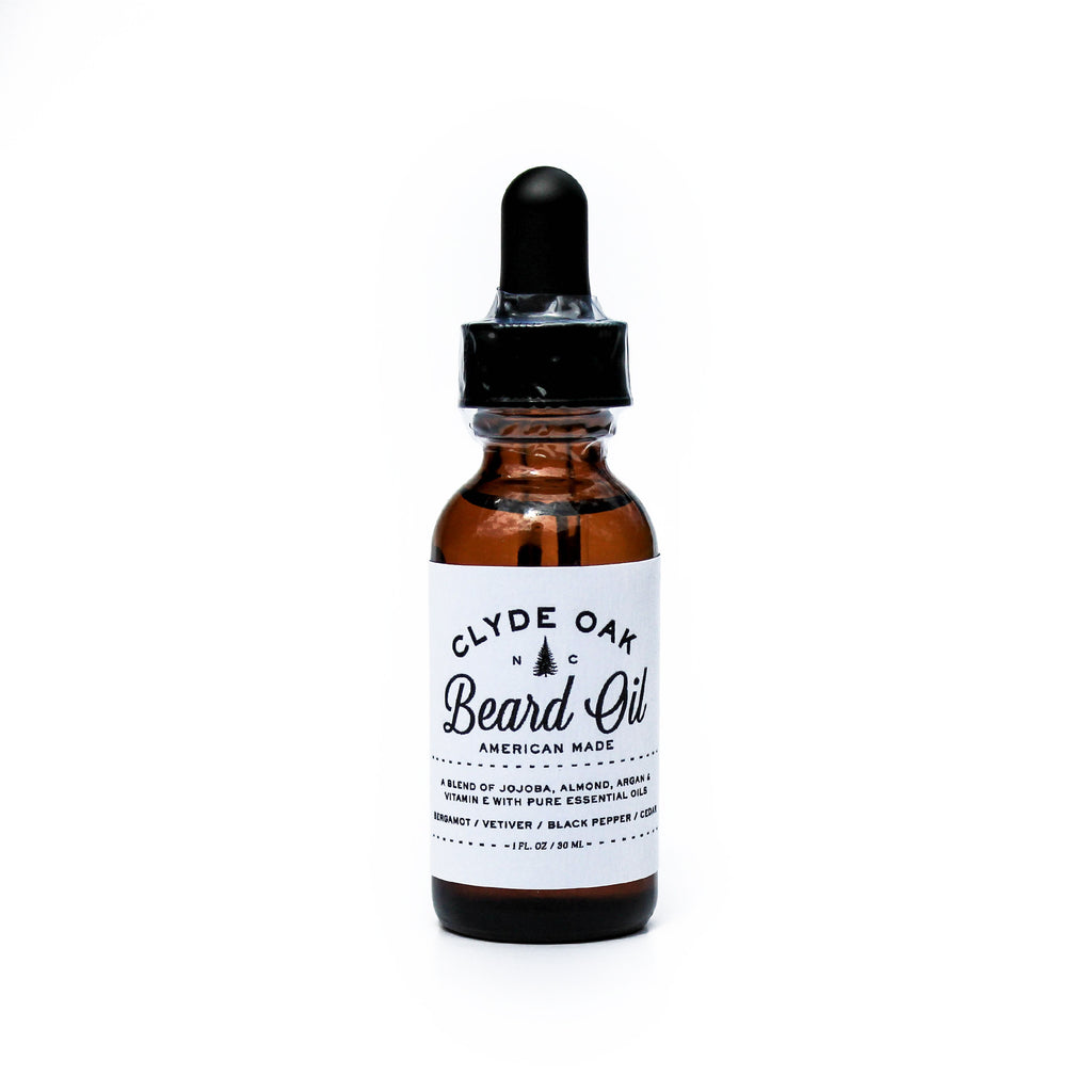 Wildwood Beard Oil - Clyde Oak Brand - 1