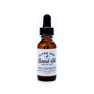 Citrus Beard Oil - Clyde Oak Brand - 1