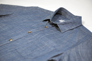 The Carolina Chambray S/S - Clyde Oak Brand - 1