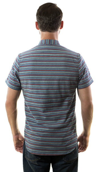The Roanoke Stripe S/S - Clyde Oak Brand - 3
