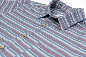 The Roanoke Stripe S/S - Clyde Oak Brand - 1