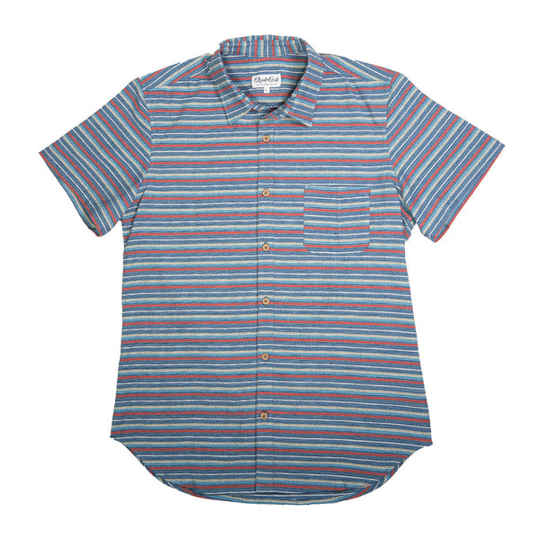 The Roanoke Stripe S/S - Clyde Oak Brand - 4