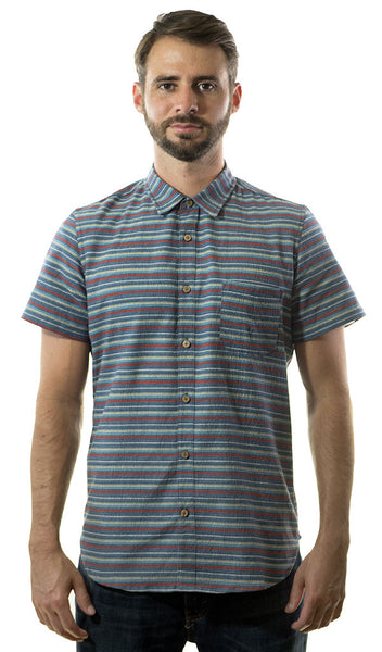 The Roanoke Stripe S/S - Clyde Oak Brand - 2