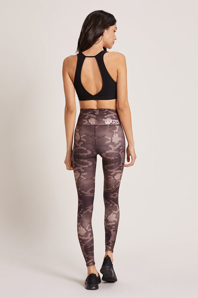 Camo High Waisted Legging
