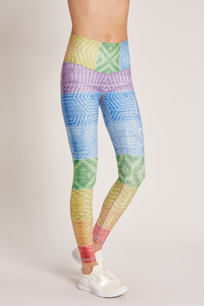 Chakras High Waisted Legging