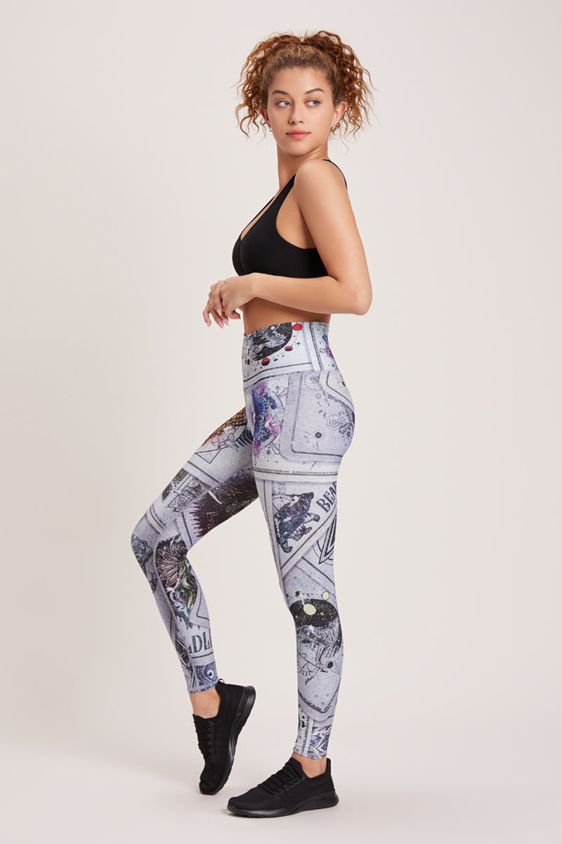 Tarot High Waisted Legging