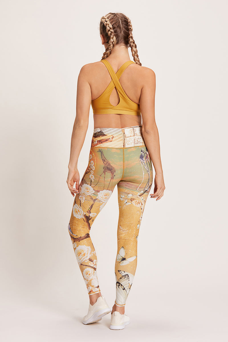 Love Notes High Waisted Legging
