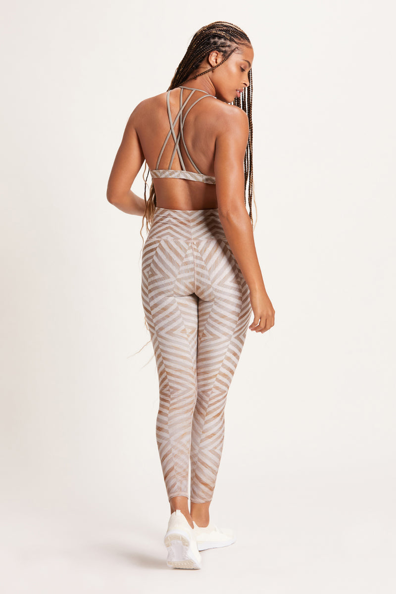 Mystic Sands High Waisted Legging