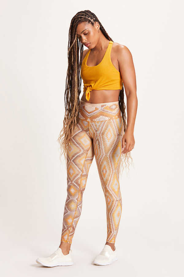 Kilim High Waisted Legging