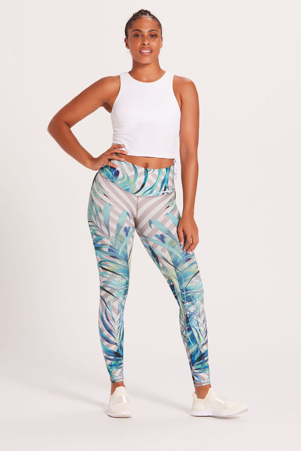 Icon Seagrass Barefoot Legging