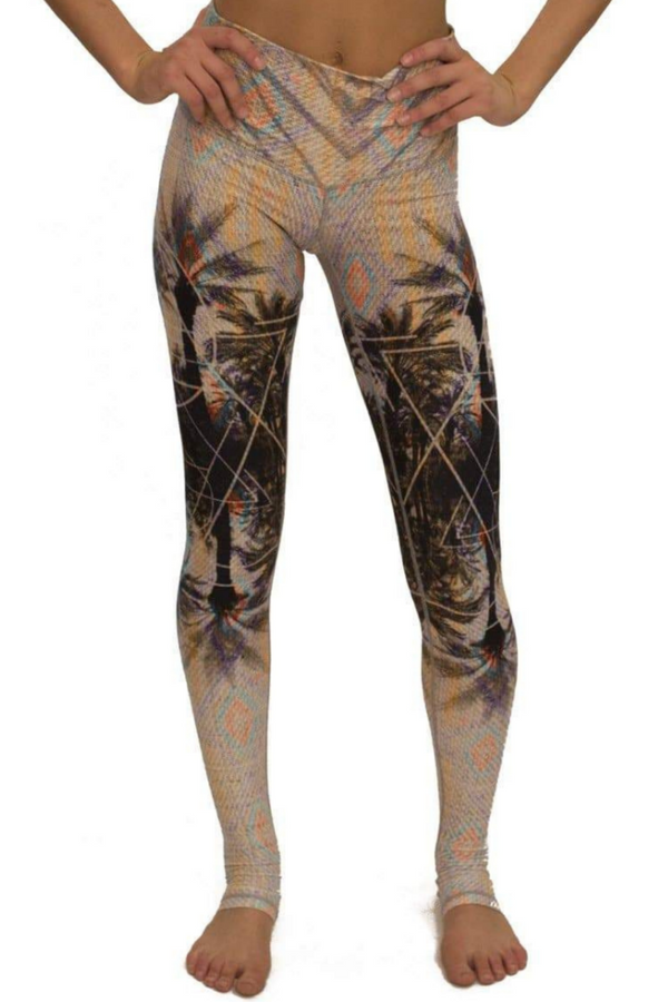 Velour Long Sleeve Crop Sports Top - Nori