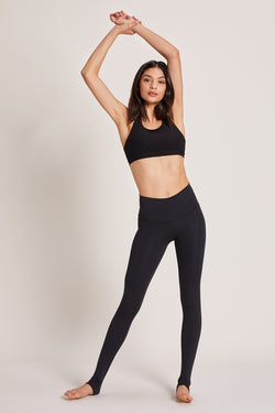 Endless High Waisted Legging - Black