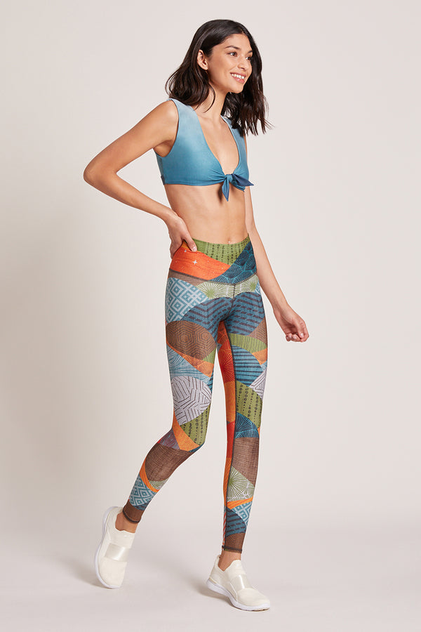 Kyoto High Waisted Legging