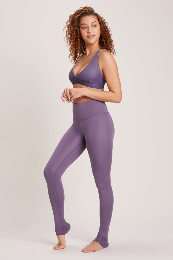 Endless High Waisted Legging - Vivid Amethyst