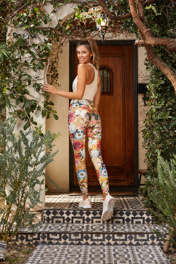 Earthly Treasures High Waisted Legging
