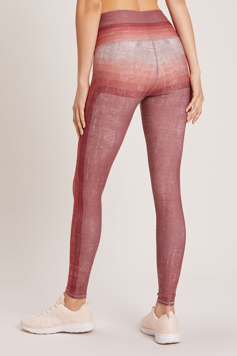 Retro High Waisted Legging