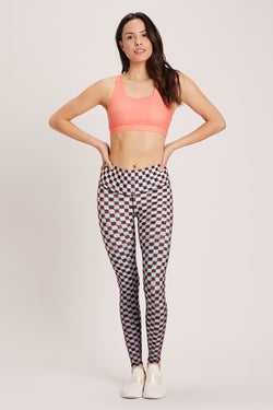 Mix Tape Remix High Waisted Legging