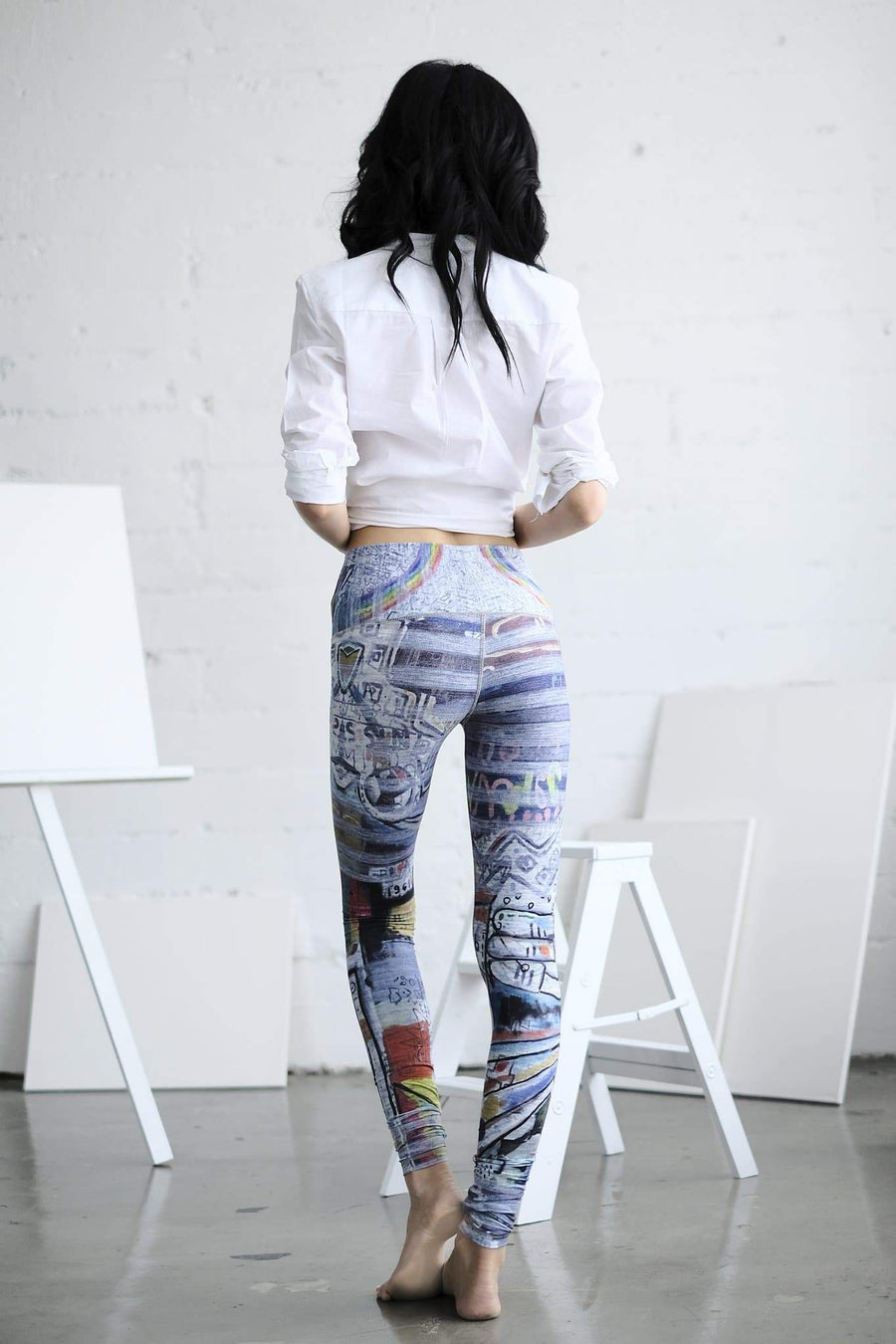 Brooklyn Limited Edition Barefoot Legging - Niyama Sol
