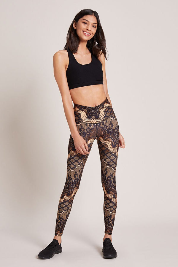 Colette High Waisted Legging