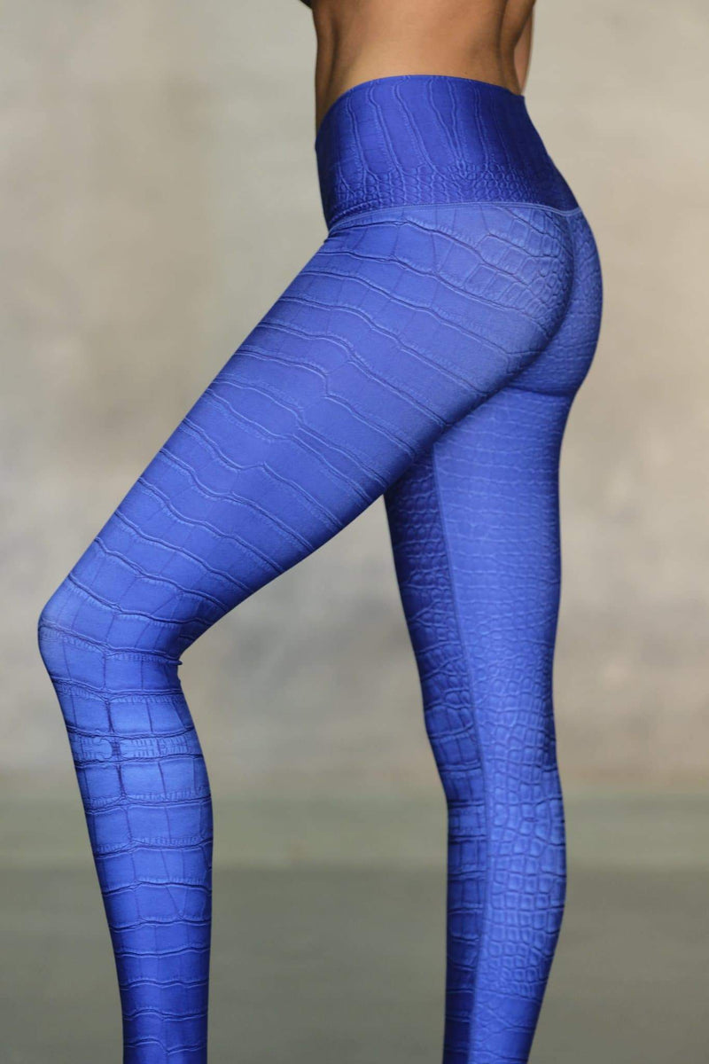 Electric Croc Legging - Niyama Sol