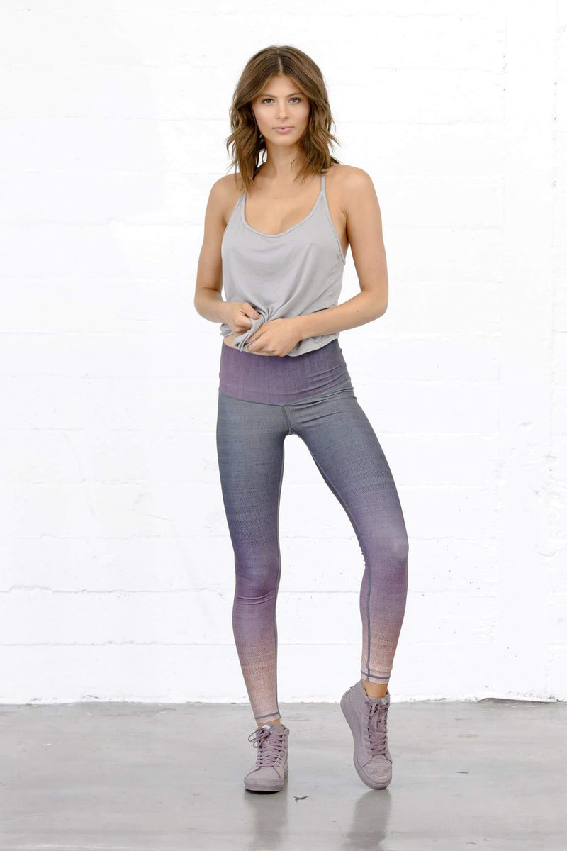 Magic Hour Barefoot Legging - Niyama Sol