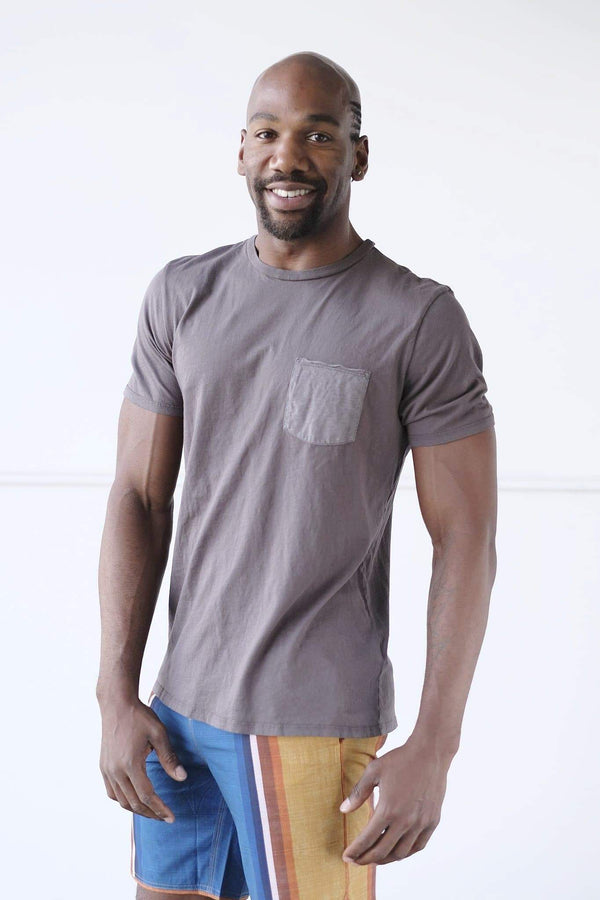 Mens Pocket Tee - Niyama Sol