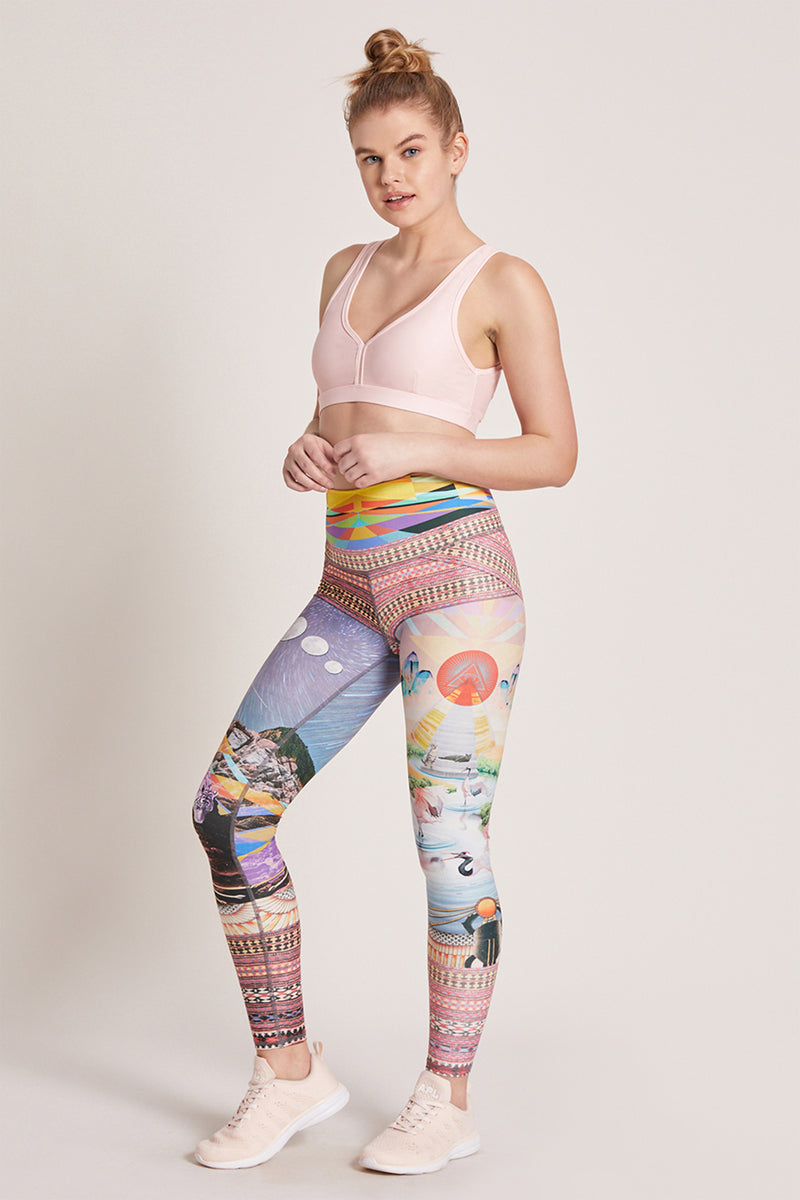 Pharaoh High Waisted Legging