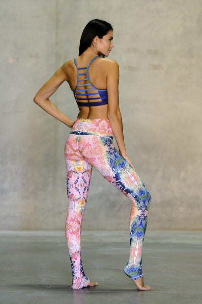 Water Lily Endless Legging - Niyama Sol