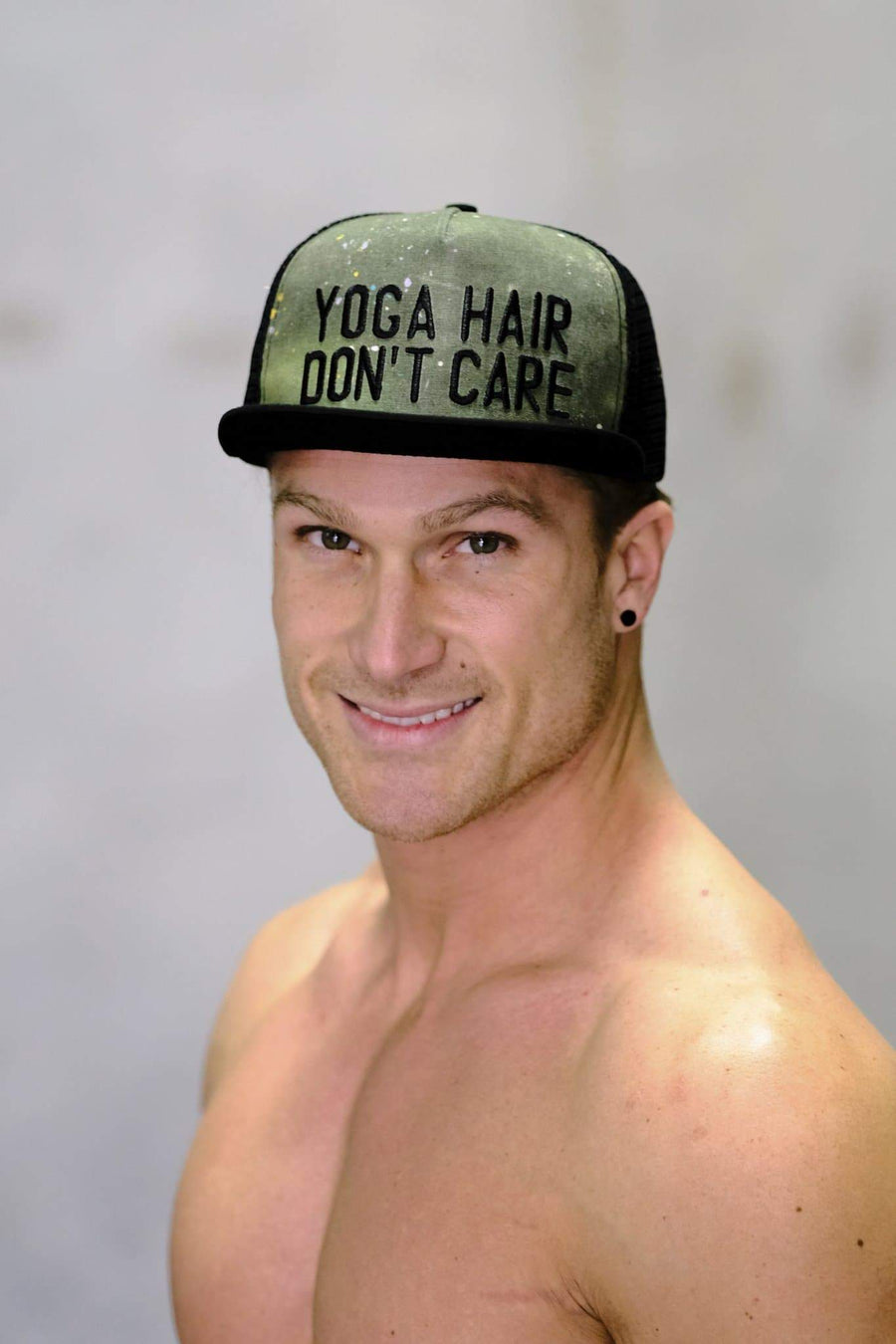 Yoga Hair Don't Care Hat - Niyama Sol