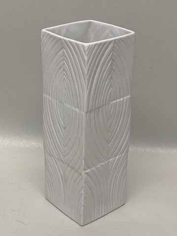 Rosental Studio Line OP ART Porcelain Vase by Martin Freyer