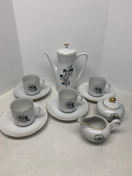 Winterling Bavarian China Coffee Set