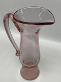 Blenko #6030S Pitcher - Rosé