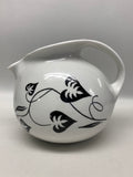Russel Wright Sterling China Pitcher