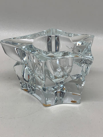 Sevres France Crystal Ashtray