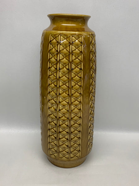 West German Pottery Vase
