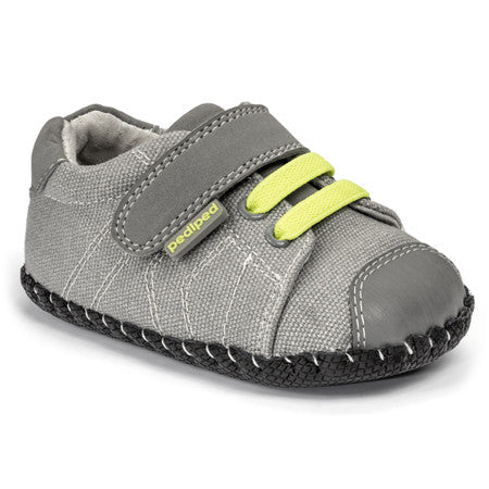 Pediped Originals - Jake Grey/Lime - KIDTON - 1