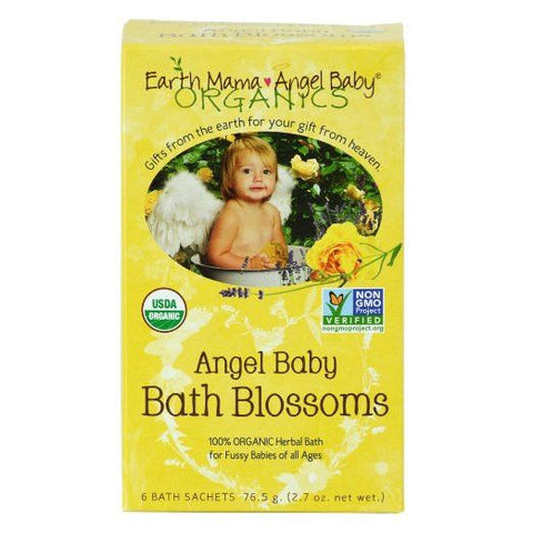 Angel Baby Bath Blossoms - KIDTON - 1