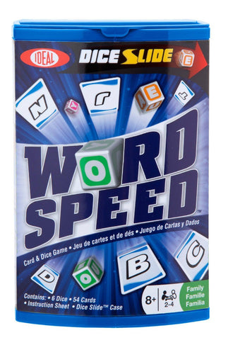 Dice Slide - Word Speed - KIDTON - 1