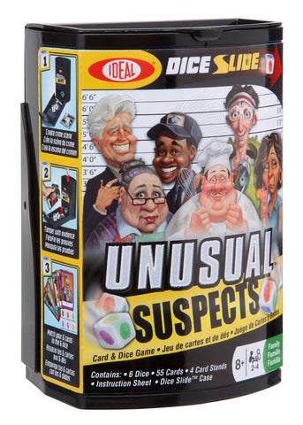 Dice Slide - Unusal Suspects - KIDTON - 1