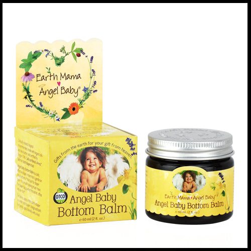 Angel Baby Bottom Balm 2 oz - KIDTON - 1