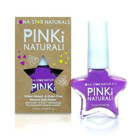 CONCORD (Baby Purple), Water-Based NAIL POLISH - KIDTON - 1