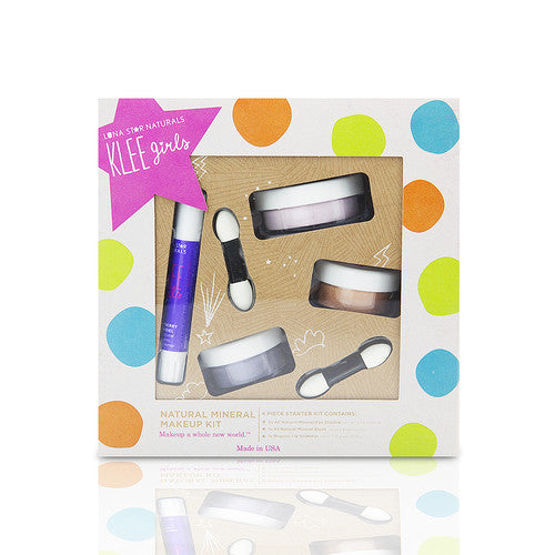 All Natural Mineral Makeup for Kids