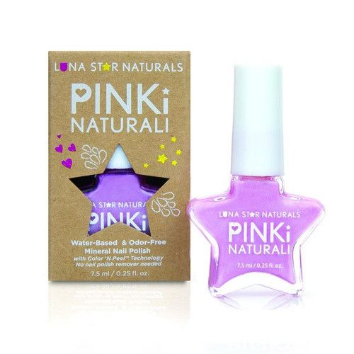 HARTFORD (Baby Violet), Water-Based NAIL POLISH - KIDTON - 1